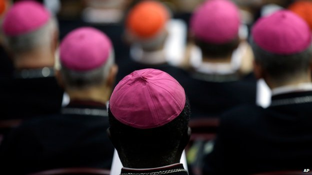 Bishops at the Vatican