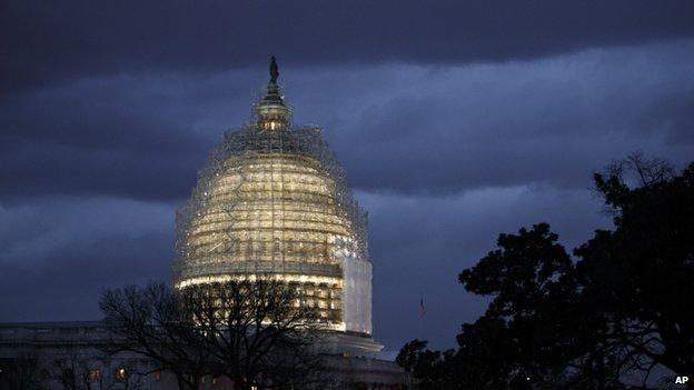 US Congress, Washington