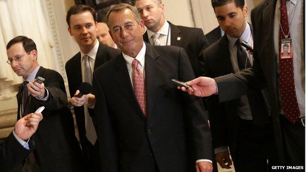 House Speaker John Boehner, Republican