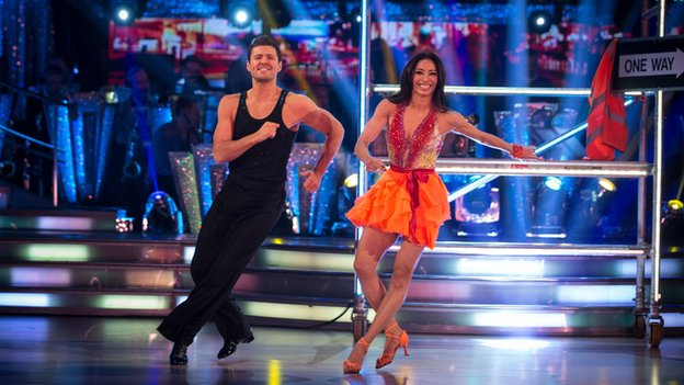 Mark Wright and Karen Hauer