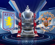 Video: Aston Villa vs Blackpool