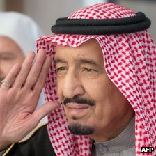 Then Crown Prince Salman bin Abdulaziz Al-Saud, 6 January 2015