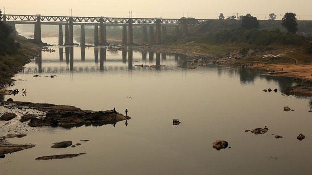 The river in Jamshedpur