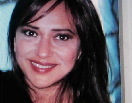 Amberin Zaman, provided