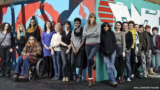 Beth Orton and participants