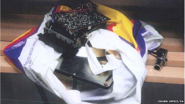 Evidence from al-Khori case