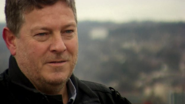 Former South Yorkshire Police detective Tony Brookes