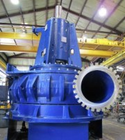 SKF Lee Tunnel Pump