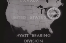 Hyatt Roller Bearings vintage advert