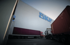 A new day at SKF Logistics Services Italy