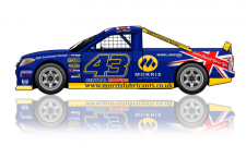 Lea Wood to enter British Pickup Truck series with Morris Lubricants