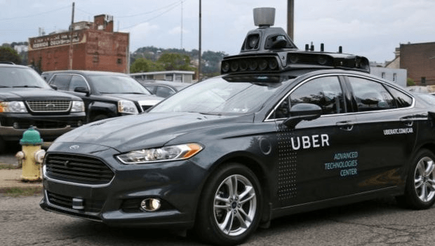 Uber is already carrying out tests with self-driving cars in Pittsburgh