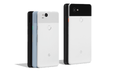 Google has revealed its second-generation smartphone, the Pixel 2 and the Pixel 2 XL