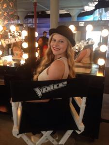 Jessie Pitts - The Voice