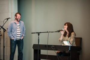 Alumni Ginny Owens & Andrew Greer