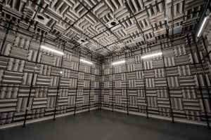 Motion Capture Space/Anechoic Chamber