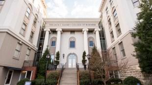 Massey Business Center Exterior