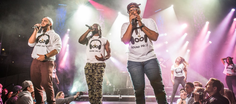 Sound Proof performs at Best of the Best 2016