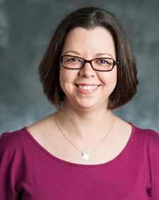 Courtney Fuson, award recipient