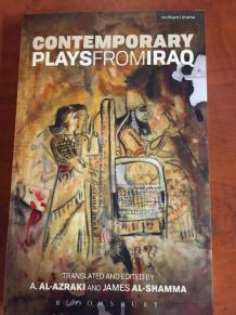 "The cover of ""Contemporary Plays from Iraq"""