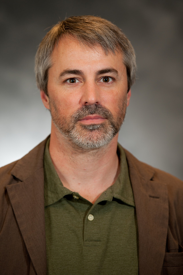 Dr. Mark Anderson's headshot