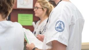 Nursing stock image