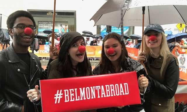 Maymester NYC 2017 dropped by 'The Today Show'