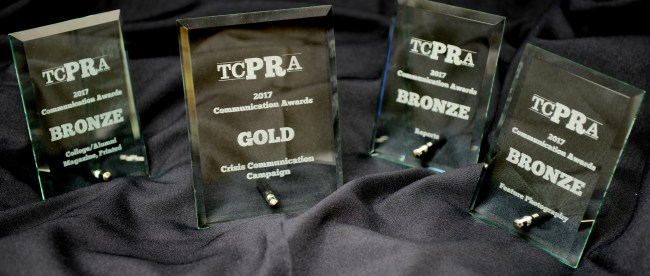 Belmont's TCPRA Awards