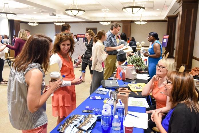 Participants in Belmont's Supplier Diversity Program