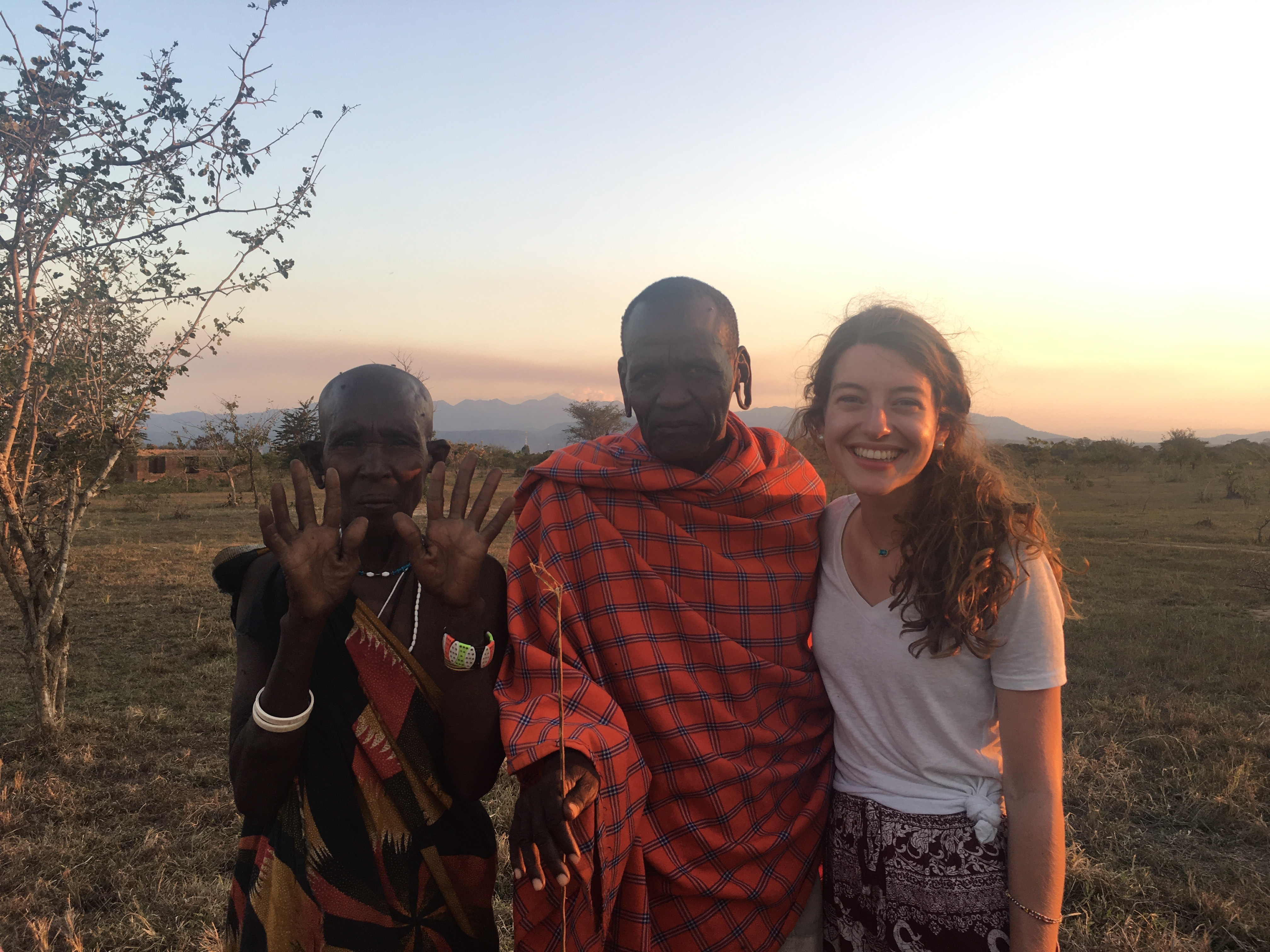 Karah Waters Tanzania Feature