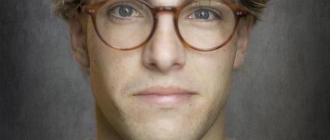 Alex Drinnen headshot