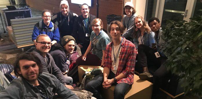 students at Hack-MT