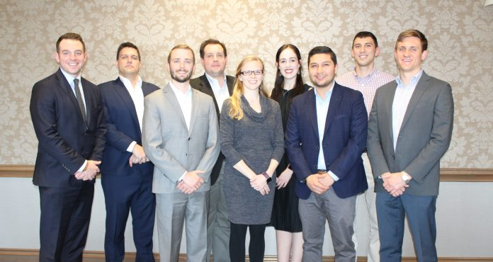 members of the alumni class for the YLC program