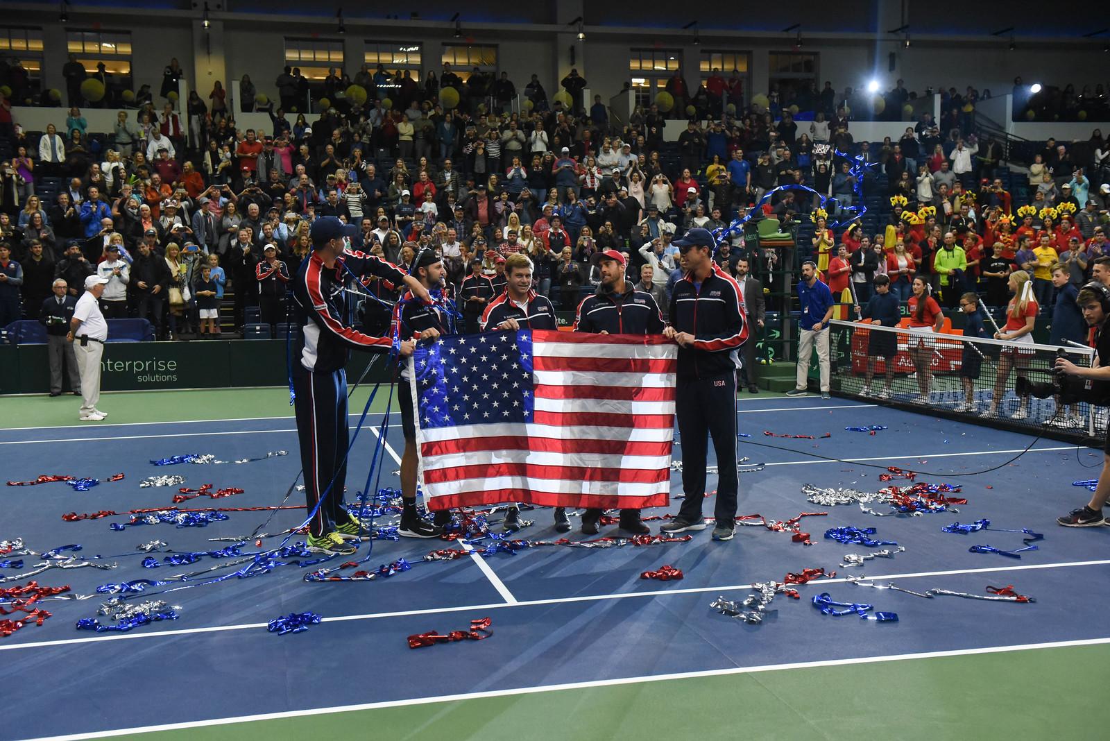 Davis Cup Saturday
