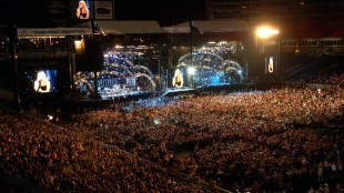 Stock photo of CMA Fest courtesy of Nashville Convention & Visitors Corp.