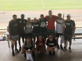 Bruins in Kenya 2018
