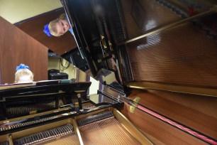 Belmont Piano Invitational at Belmont University in Nashville, Tennessee, June 13, 2018.