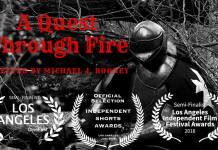 QuestThroughFire poster