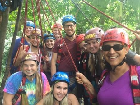 Adventure Tourism class