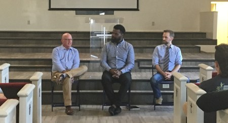 Vital Worship grant panel discussion, Sept. 18, 2018