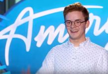 Walker Burroughs on 'American Idol'