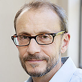 headshot of Jack Glaser, social psychologist