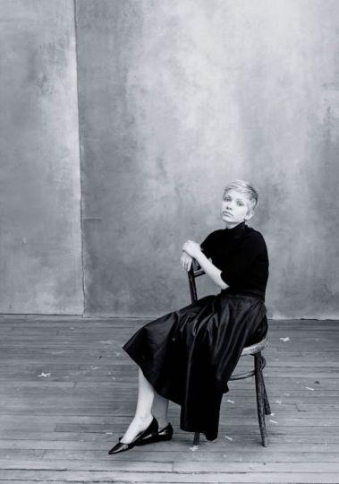 Tavi-Gevinson-Foto-Annie-Leibovitz source www_pirellicalendar_pirelli_com