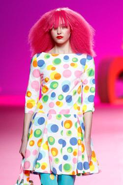 Color prints by Agatha Ruiz de la Prada