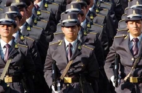 allievi ufficiali guardia di finanza