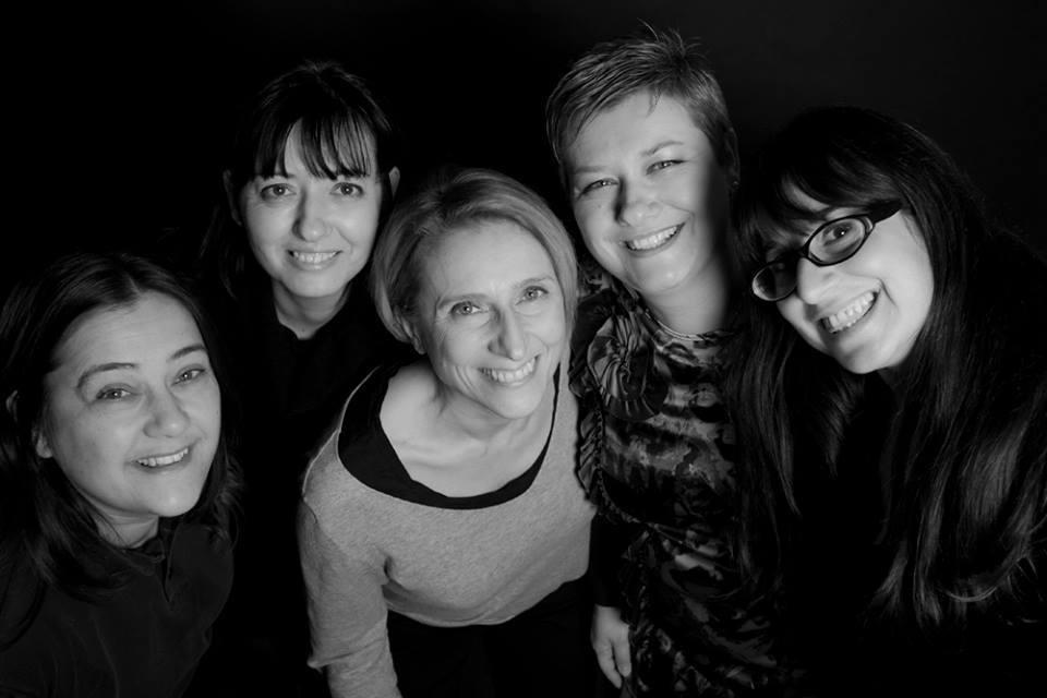 Woman Lab Staff