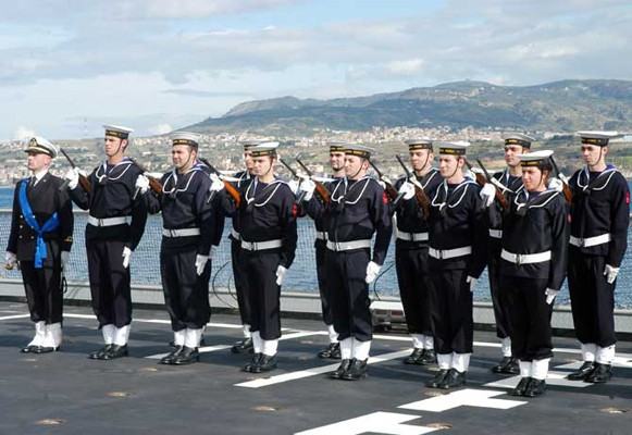 allievi ufficiali marina militare
