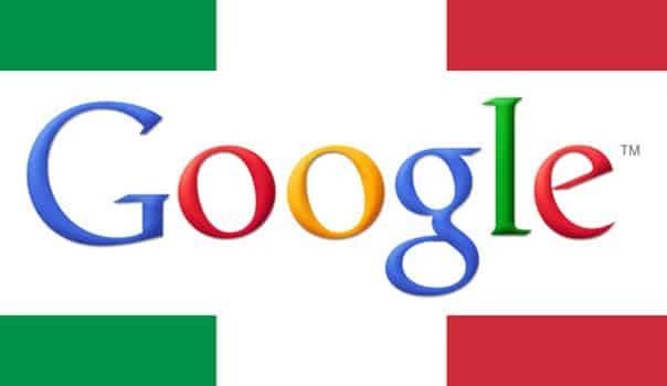doodle google Italia