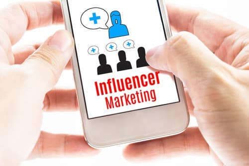 inluencer marketing