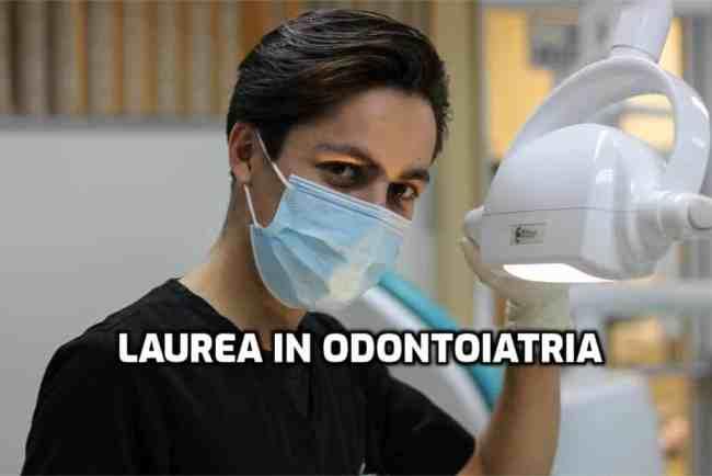 Laurea in Odontoiatria